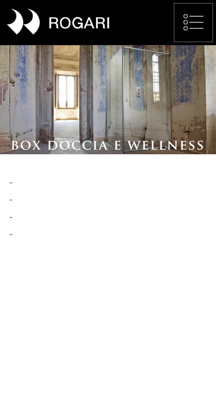 Bianchi Fontana Box Doccia.Rogari Box Doccia
